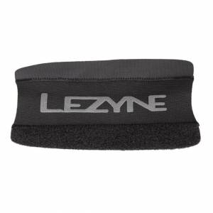 Lezyne Smart Chainstay Protector - Large - Black