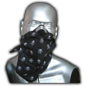 Respro Bandit Scarf - Skulls