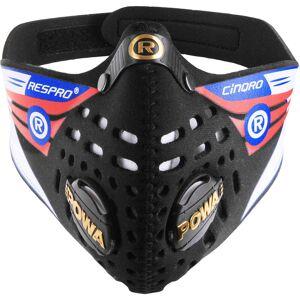 Respro Cinqro Mask - XL - Black