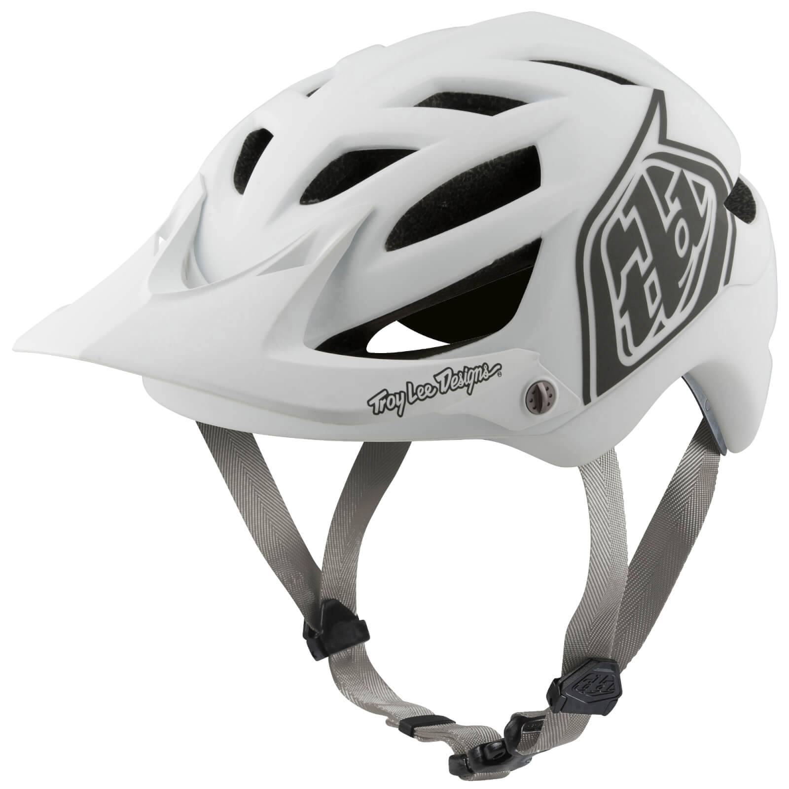 Lee Troy Lee Designs A1 MIPS Classic MTB Helmet - White - XL-XXL/60-63cm - White