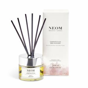 NEOM Organics Reed Diffuser: Complete Bliss (100ml)