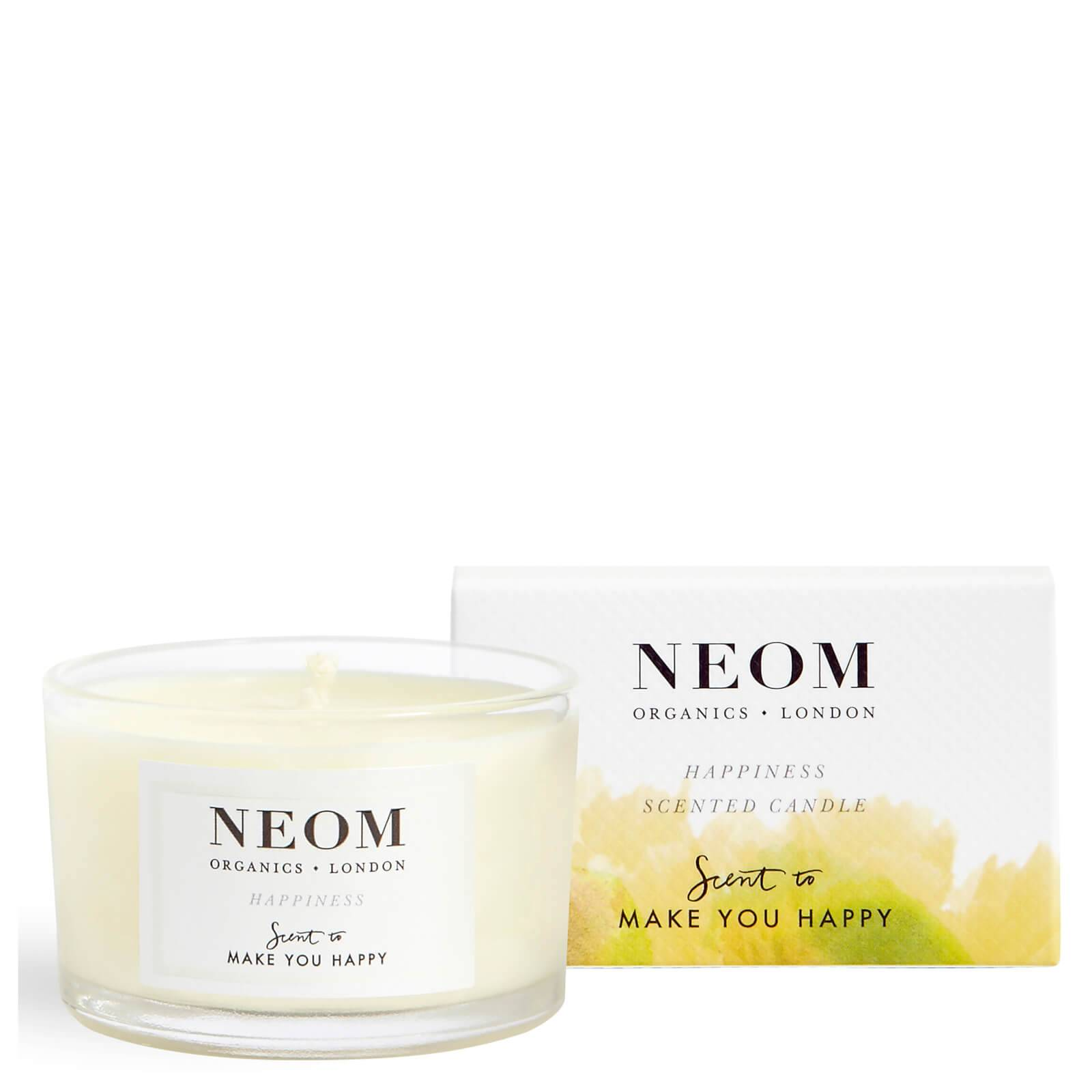 NEOM Organics Scented Happiness Travel Candle