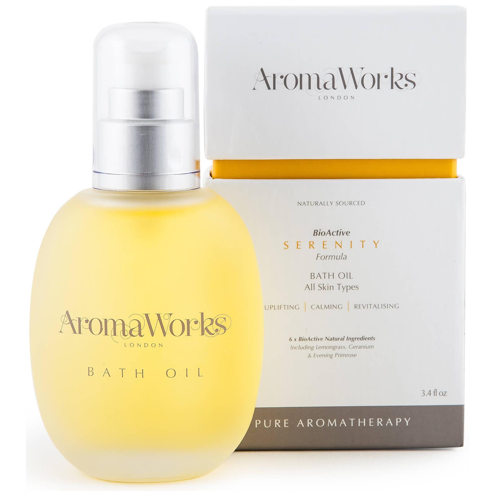 AromaWorks Serenity Bath Oil 100ml
