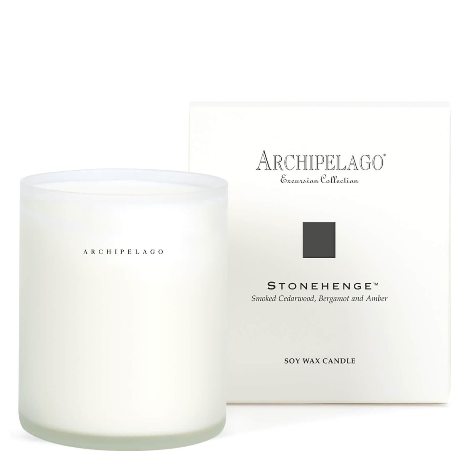 Archipelago Botanicals Boxed Stonehenge Candle 270g