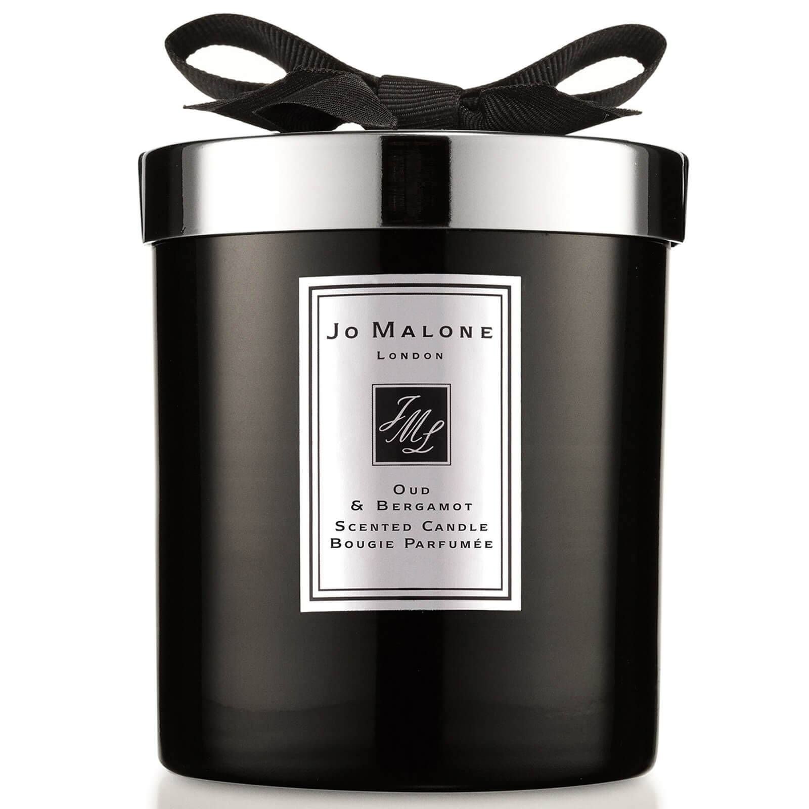 Jo Malone London Cologne Intense Oud and Bergamot Home Candle 200g