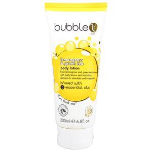 Bubble T Lemongrass and Green Tea Body Lotion (200ml)
