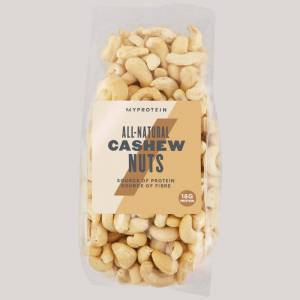 Myprotein Natural Nuts (Cashews) 100% Natural  - 400g - Unflavoured