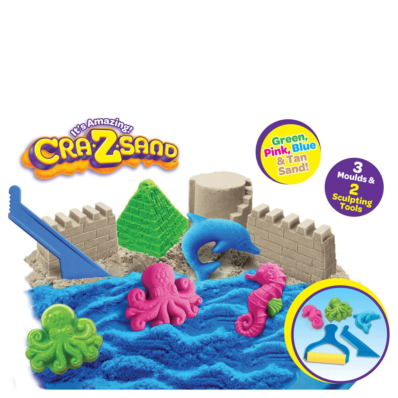 Character Options Cra-Z-Sand Super Sand Fun Tub