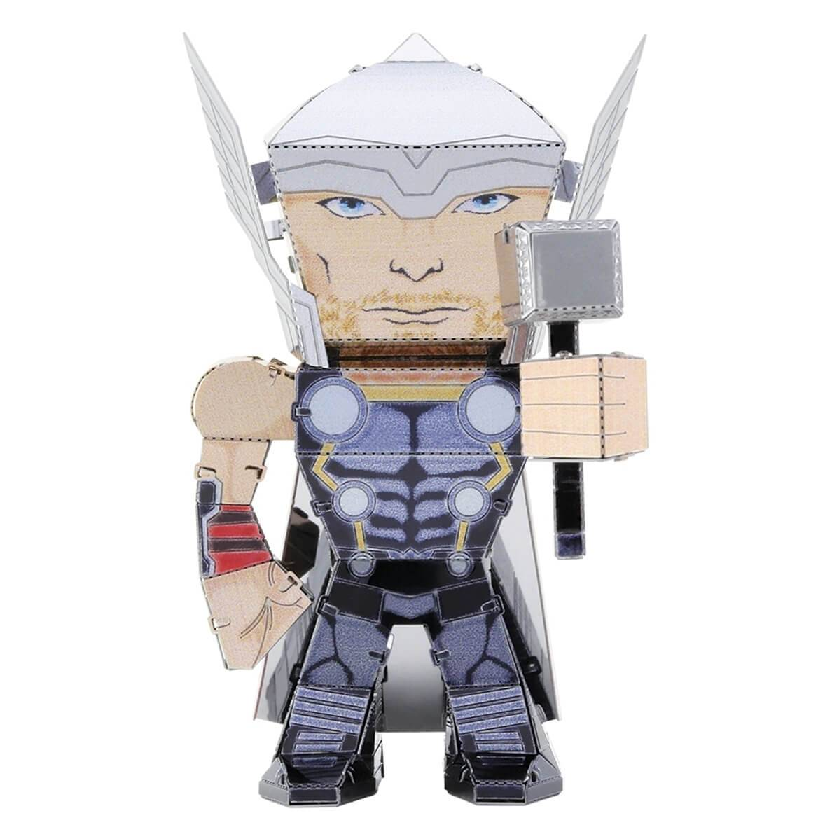 Professor Puzzle Marvel Avengers Metal Earth Legends - Thor
