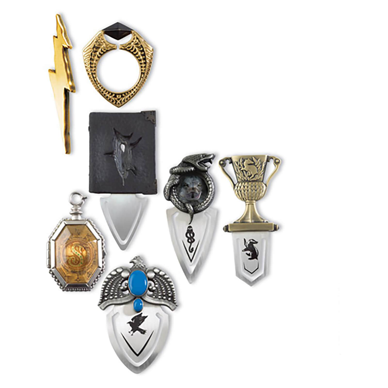 Noble Collection Harry Potter Horcrux Bookmark Collection