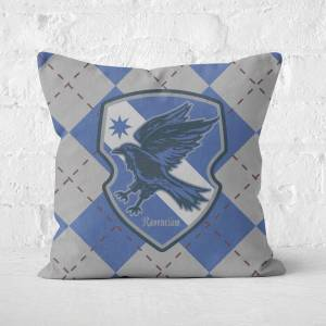 Harry Potter Ravenclaw Square Cushion - 50x50cm - Soft Touch