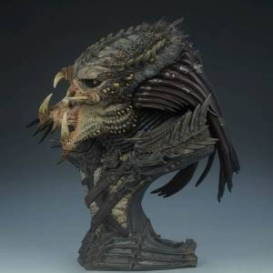 Sideshow Collectibles Predator Mythos Legendary Scale Bust Predator Barbarian 48 cm