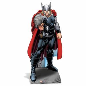 Star Cutouts Marvel The Avengers Thor Cut Out