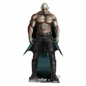 Star Cut Outs Marvel Guardians of the Galaxy Drax Cut Out