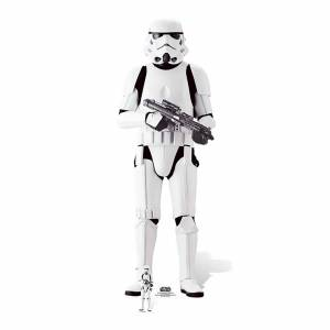 Star Cutouts Star Wars: Rogue One - Imperial Stormtrooper Lifesize Cardboard Cut Out