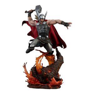 Sideshow Collectibles Marvel Comics Premium Format Figure Thor Breaker of Brimstone 65 cm
