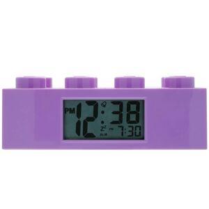 Lego Friends Brick Alarm Clock