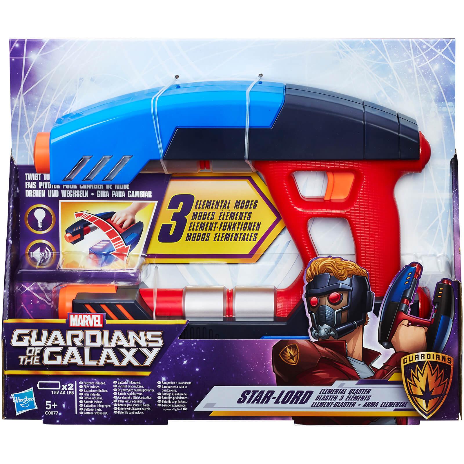 Hasbro Marvel Guardians of the Galaxy Star-Lord Elemental Blaster
