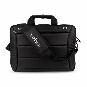 Veho T1 15.6 Inch Laptop and 10.1 Inch Tablet Bag with Shoulder Strap
