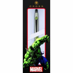 Cryptozoic Cross Click Marvel Ballpoint Pen - Hulk