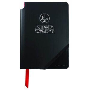 Cross Star Wars Darth Vader Medium A5 Lined Journal