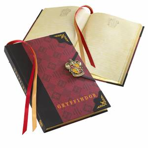 Noble Collection Harry Potter Gryffindor Journal