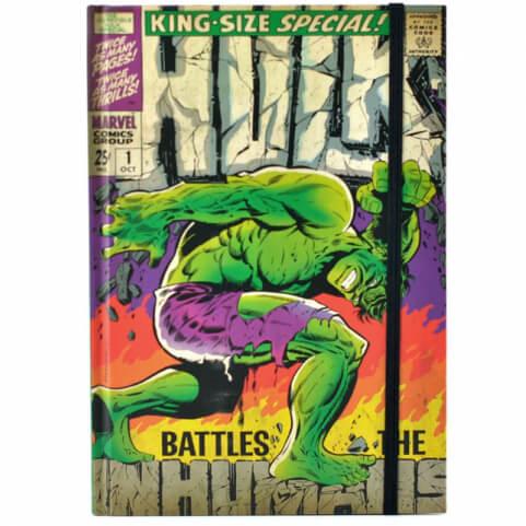 Half Moon Bay Marvel Hulk A5 Notebook
