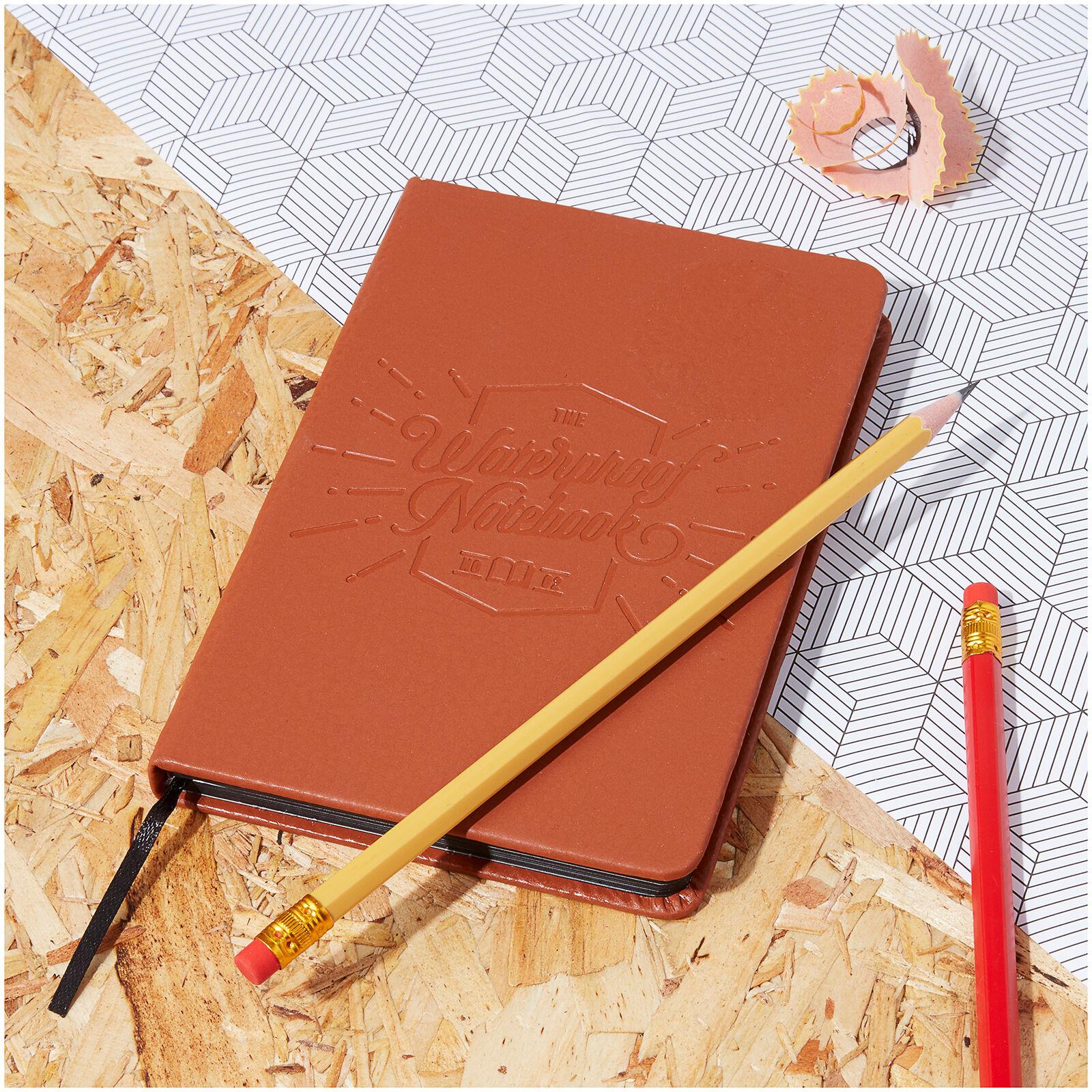 Luckies of London Waterproof Notebook