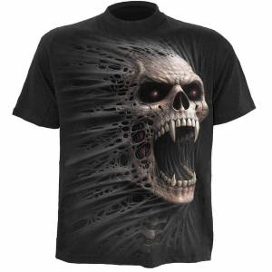 Spiral Men's CAST OUT T-Shirt - Black - M - Black