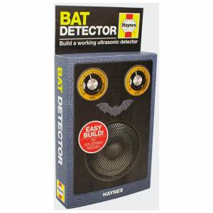 Franzis Haynes Bat Detector Kit (No soldering)