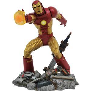 Diamond Select Marvel Gallery PVC Figure - Comic Iron Man (Mark XV Armor)