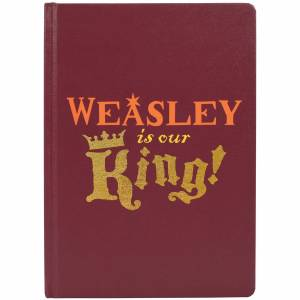 Harry Potter Ron Weasley A5 Notebook