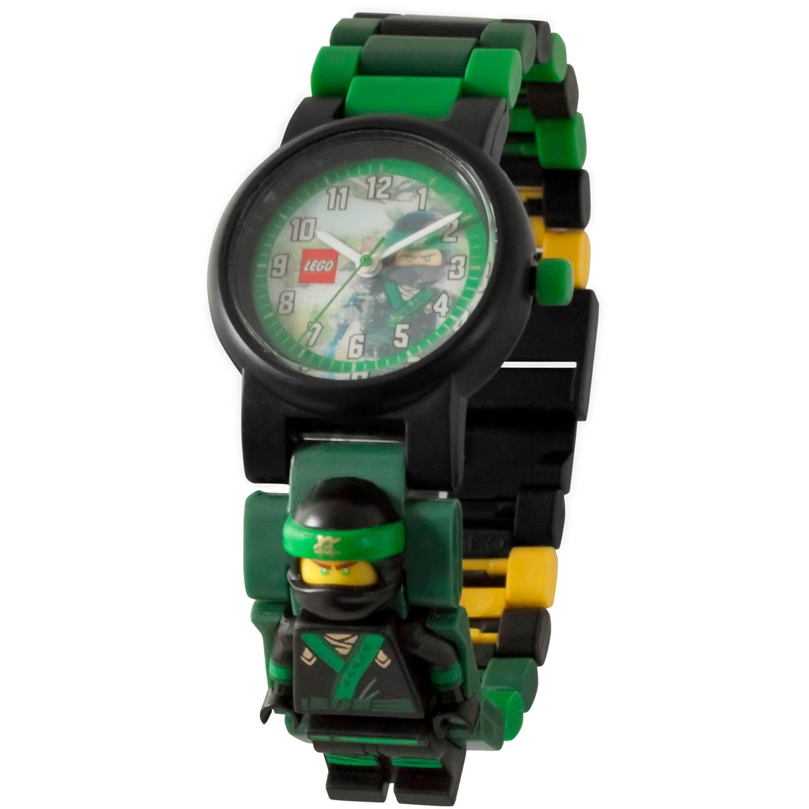 Lego The Ninjago Movie Lloyd Minifigure Link Watch