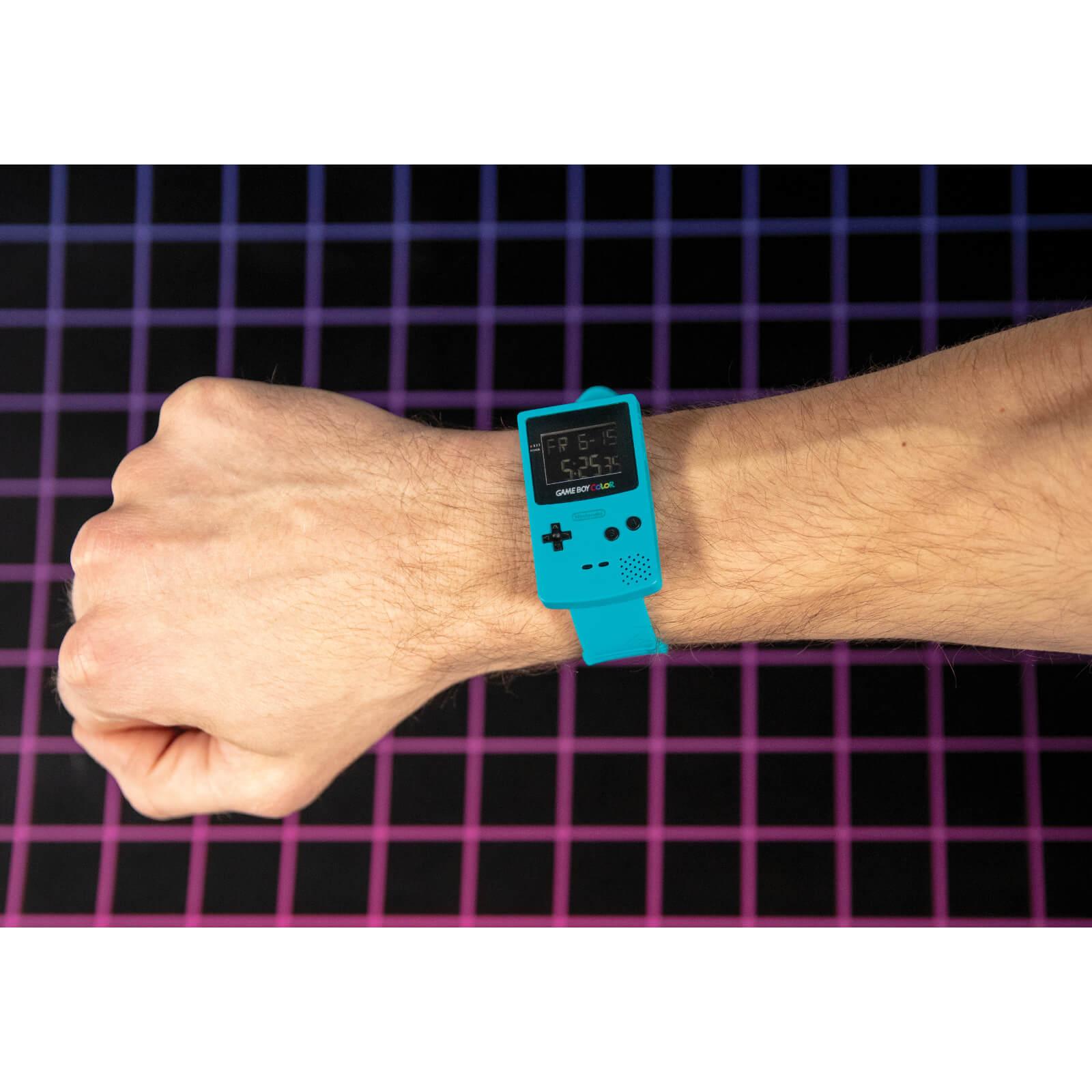 Paladone Nintendo Game Boy Color Watch