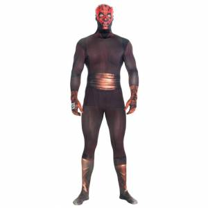 Morphsuits Morphsuit Adults' Deluxe Star Wars Darth Maul - L