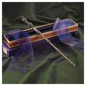 Noble Collection Harry Potter Professor Albus Dumbledore's Wand in Ollivander's Box