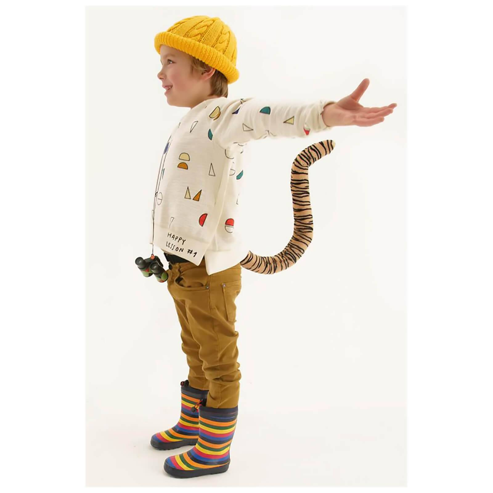 TellTails Wearable Tiger Tail for Kids