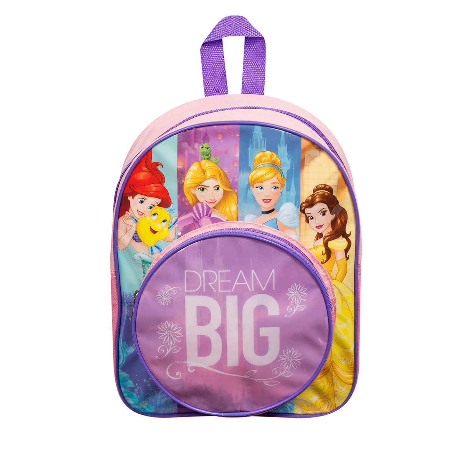 Sambro Disney Princess Backpack - Pink