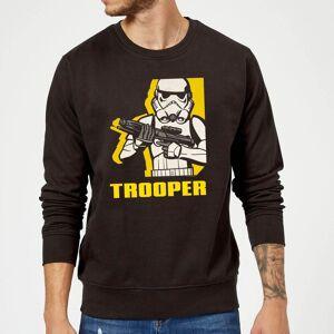 Star Wars Rebels Trooper Sweatshirt - Black - M - Black