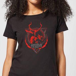 Hellboy Hell's Hero Women's T-Shirt - Black - M - Black