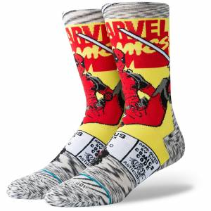 Stance Marvel Deadpool Comic Socks - L