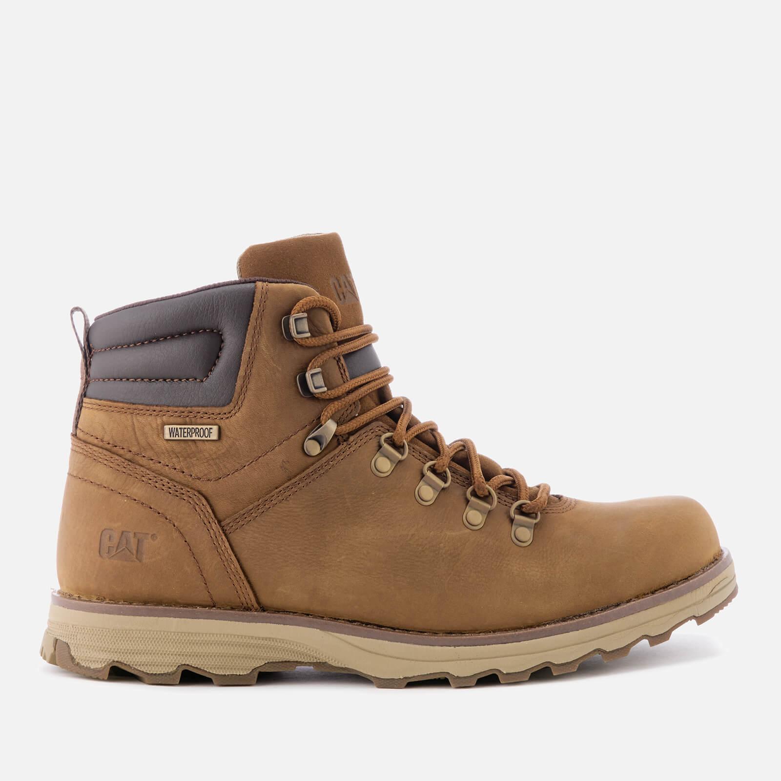 Caterpillar Men's Sire Waterproof Boots - Brown Sugar - UK 7/EU 41 - Brown