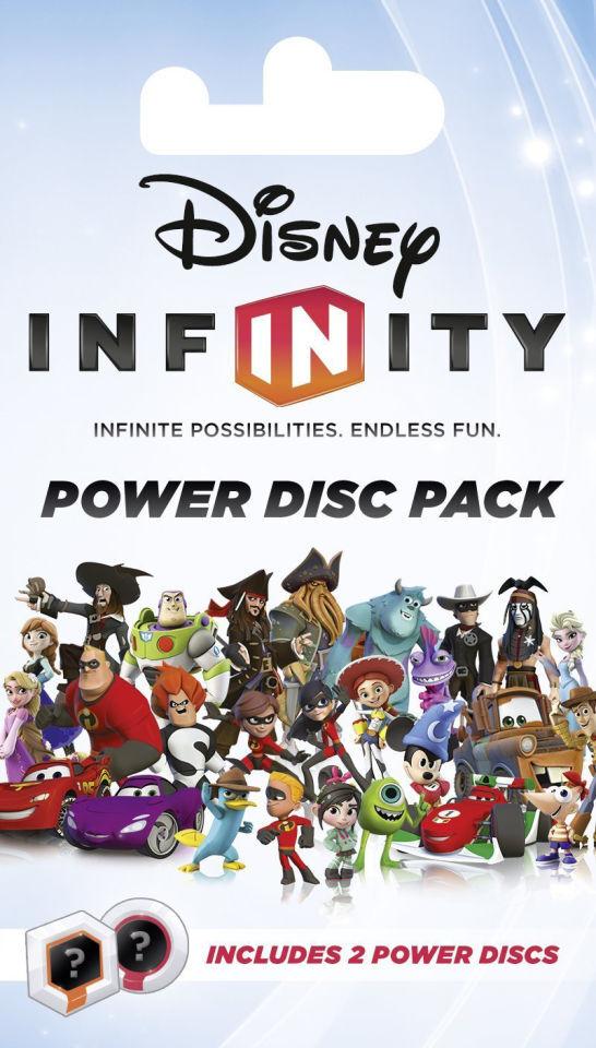 Disney Infinity Power Disc Pack - Wave 2