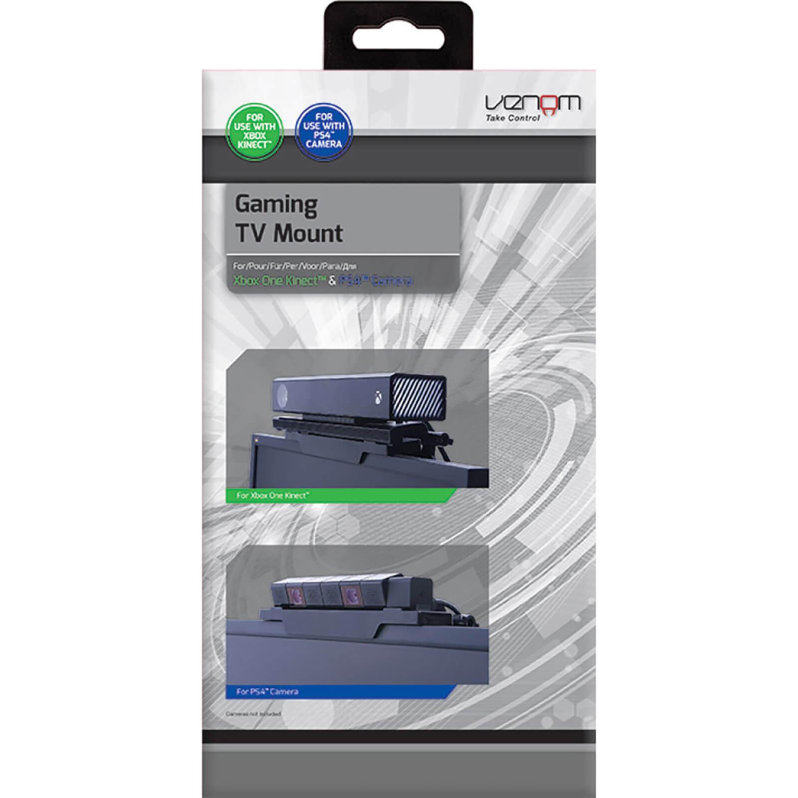 Venom Gaming TV Mount for Xbox Kinect & PS4 Camera