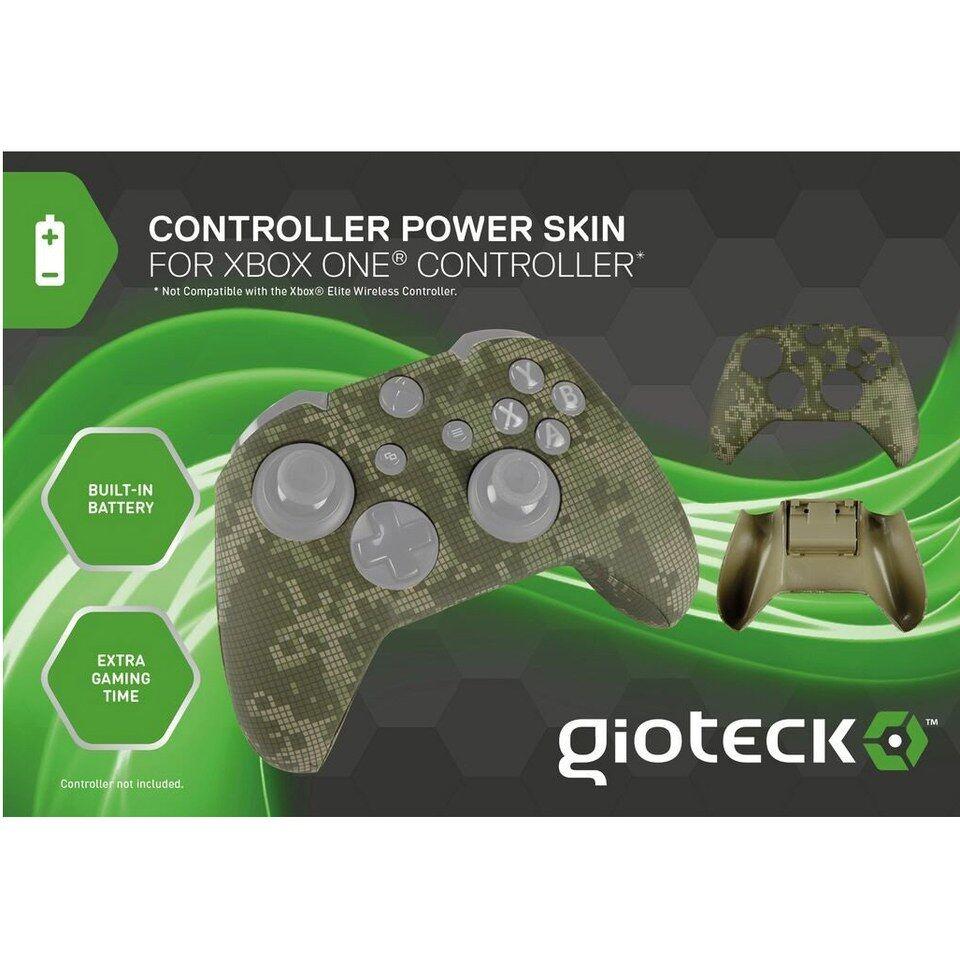 Gioteck Xbox One Controller Power Skin - Camo