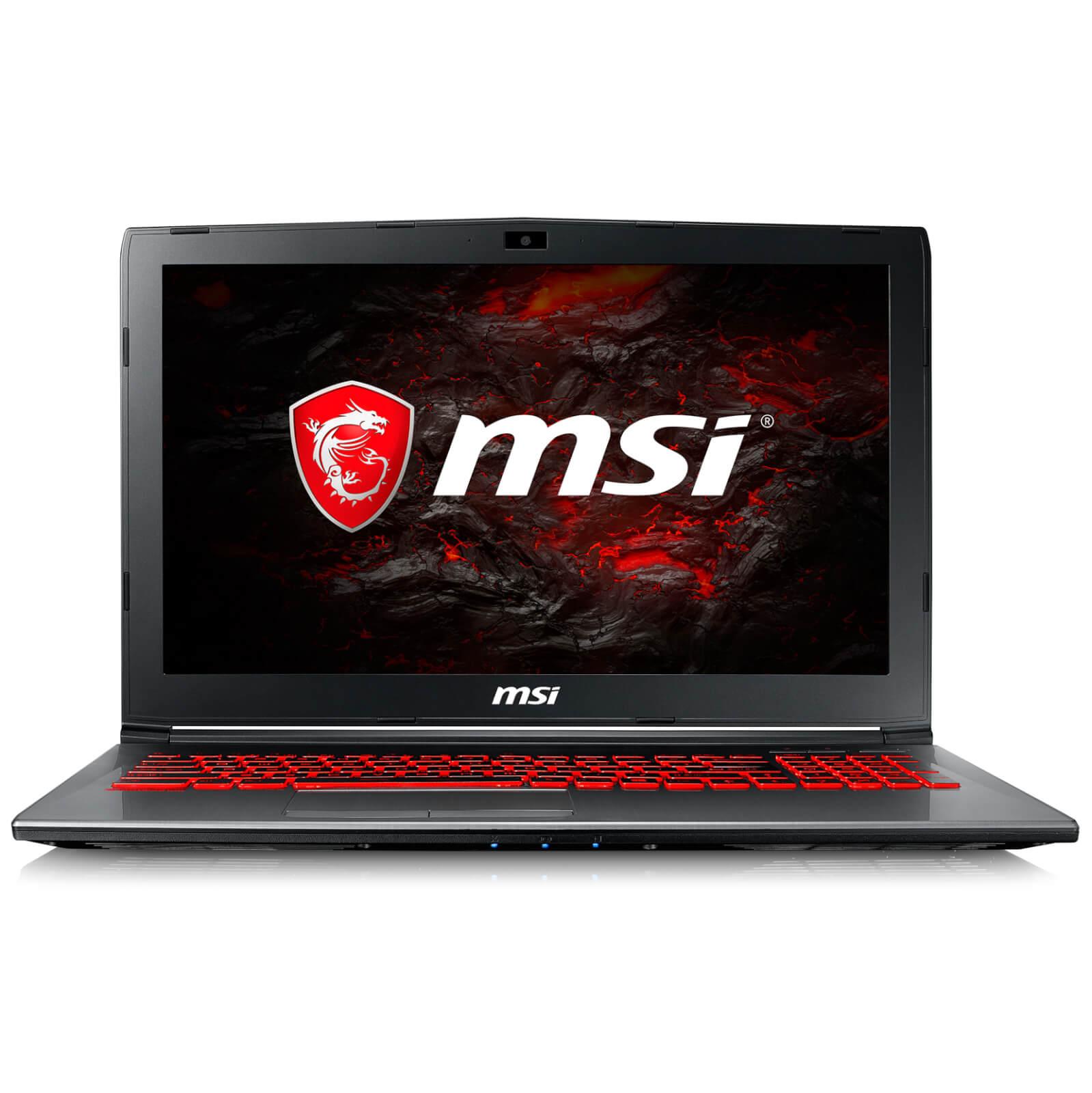 MSI GV62 7RC-224UK 15.6   Gaming Notebook