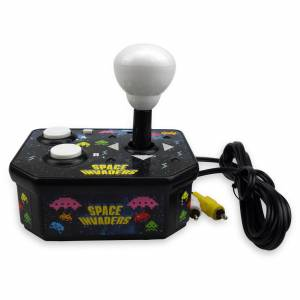 Pqube Space Invaders TV Arcade Plug & Play
