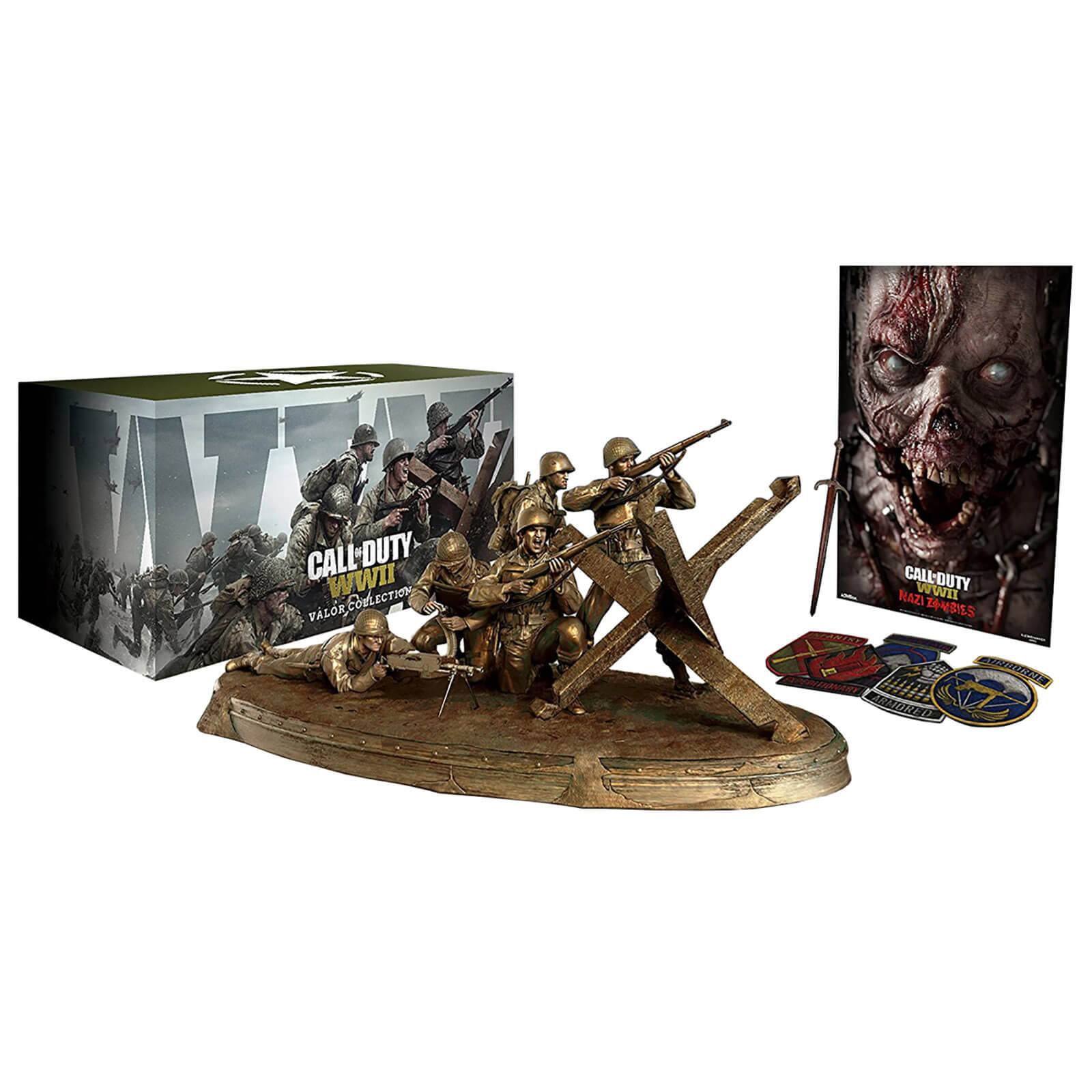TriForce Call of Duty: WWII Valor Collection (Game NOT included)