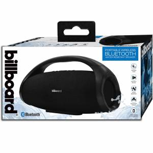 Billboard Portable Wireless Bluetooth Boom Box