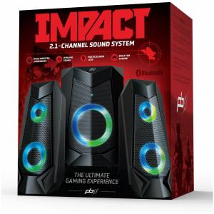 PBX 2.1 Channel Gaming Sound System